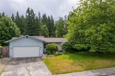 Bellingham Single Family Home Pending Inspection: 807 39th Place