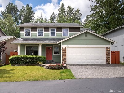 Lynnwood Condo/Townhouse For Sale: 2526 149th Place SW