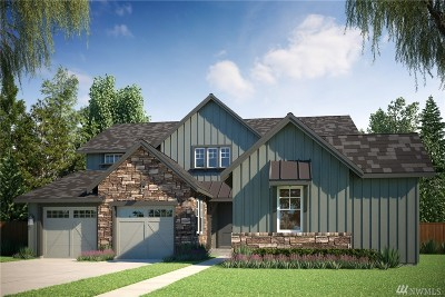 North Bend WA Single Family Home Contingent: $954,900