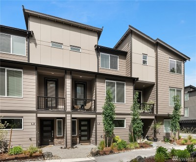 Edmonds Single Family Home For Sale: 14913 48th Ave W #L3