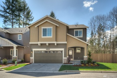 Lake Stevens Single Family Home For Sale: 9906 13st St SE #G3