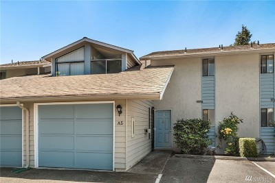 Lynnwood Condo/Townhouse For Sale: 19203 40th Ave W #A-5