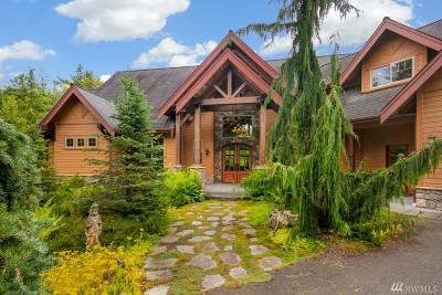 Monroe Single Family Home For Sale: 11127 Reiner Rd