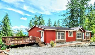 Eatonville Single Family Home For Sale: 50001 146th Ave E