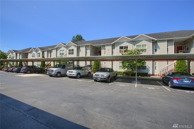 Lynnwood Condo/Townhouse For Sale: 4217 164th St SW #A208