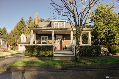 Grays Harbor County Single Family Home For Sale: 197 Meriweather St