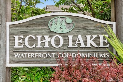 Shoreline Condo/Townhouse For Sale: 1150 N 198th St #D-302
