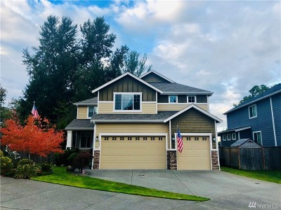 Puyallup Single Family Home For Sale: 2301 11th Av Ct SE
