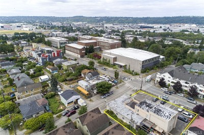 Seattle Commercial For Sale: 5338 15th Ave S