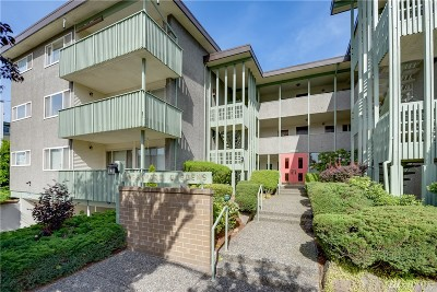 Seattle Multi Family Home For Sale: 11520 Greenwood Ave N