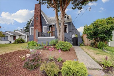 Seattle Single Family Home For Sale: 11246 Evanston Ave N