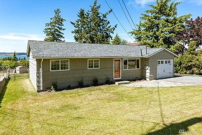 Coupeville Single Family Home For Sale: 408 NE Faris St