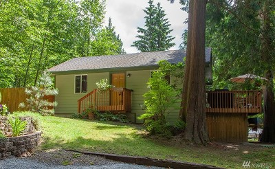 Sedro Woolley Single Family Home Pending Inspection: 706 West Rd