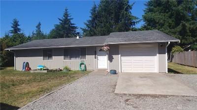 Tenino Single Family Home Pending: 12225 Bryant St SE