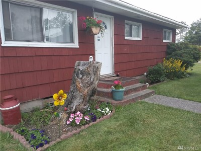 Single Family Home For Sale: 4486 Birch Bay Lynden Road St