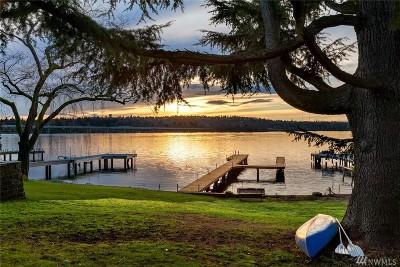 Seattle Single Family Home For Sale: 3151 W Laurelhurst Dr NE