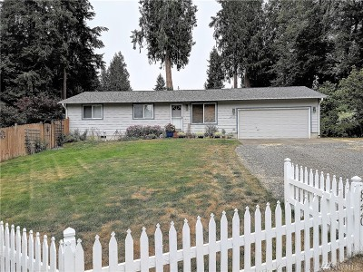 Olympia Single Family Home For Sale: 8220 Jill Ct SE