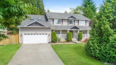 Puyallup Single Family Home For Sale: 3714 19th Av Ct SE