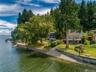 Bainbridge Island Single Family Home For Sale: 9638 Green Spot Place NE