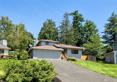 Sammamish Single Family Home For Sale: 22132 NE 9th Place