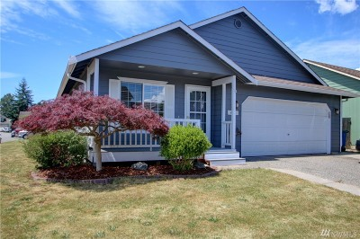 Sedro Woolley Single Family Home Pending Inspection: 416 Spring Lane