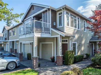 Sammamish Condo/Townhouse For Sale: 731 241st Ln SE #N4