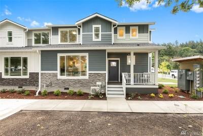 Mount Vernon Condo/Townhouse For Sale: 311 E Hazel St #A
