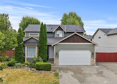 Puyallup Single Family Home For Sale: 17926 69th Ave E
