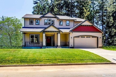 Bellevue Single Family Home For Sale: 16505 NE 16th Place