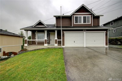 Sedro Woolley Single Family Home Pending Inspection: 1247 Arrezo Dr