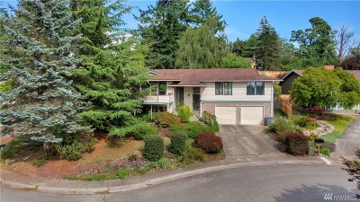Federal Way Single Family Home For Sale: 32230 23rd Ave SW