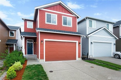 Puyallup Single Family Home For Sale: 7823 161st St E