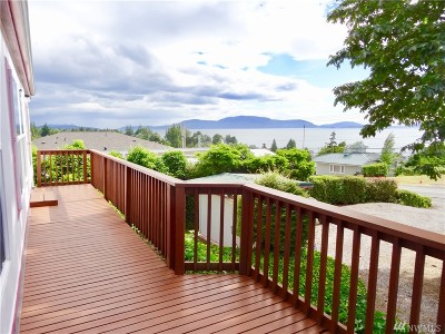 Ferndale Single Family Home For Sale: 4854 Beach Way