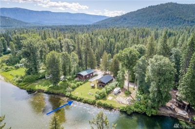 Chelan County, Douglas County Single Family Home For Sale: 14236 Braeburn Rd