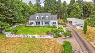 Shelton Single Family Home For Sale: 1933 E State Route 3