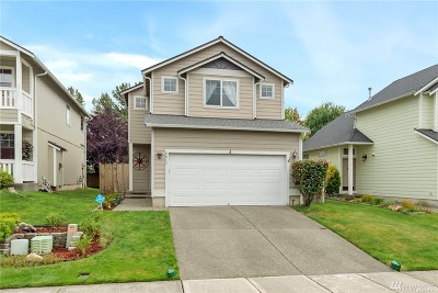 Puyallup Single Family Home For Sale: 8815 133rd St Ct E