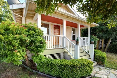 Anacortes Single Family Home For Sale: 1403 5th St