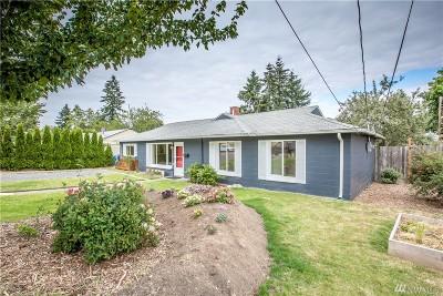 Tacoma Single Family Home For Sale: 2711 Bennett St