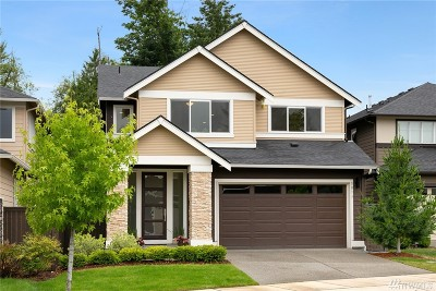 Bothell Single Family Home For Sale: 3917 168th Place SE