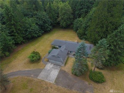 Olympia Single Family Home For Sale: 3434 81st Ave SW