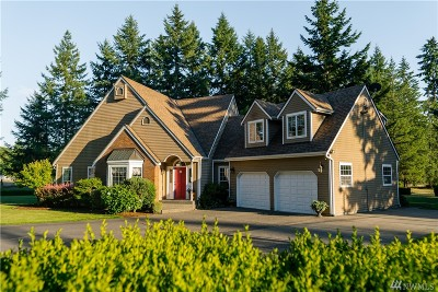 Yelm Single Family Home For Sale: 15839 109th Ave SE