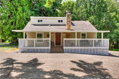 Olympia Single Family Home For Sale: 3006 18th Ave SE