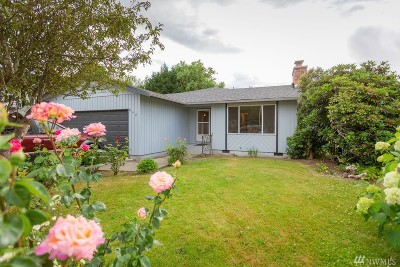 Sumner Single Family Home For Sale: 608 Alder Ave