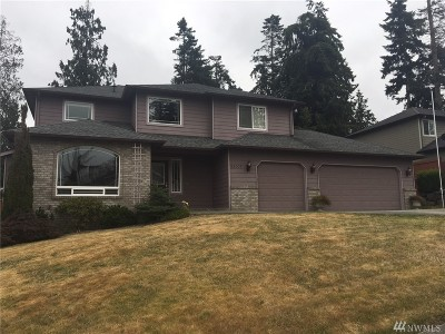 Stanwood Single Family Home For Sale: 28007 NW 82nd Dr