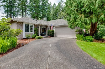 Port Orchard Single Family Home For Sale: 7004 Prestwick Lane SW