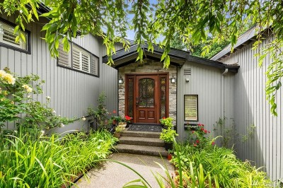 Silverdale Single Family Home For Sale: 7477 Mountain Vista Lane NW