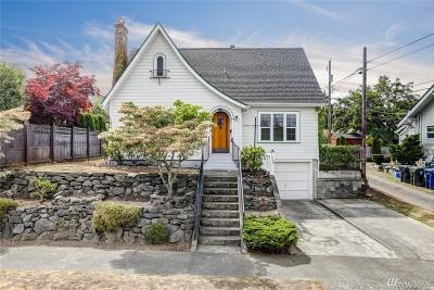 Tacoma Single Family Home For Sale: 1308 N Cedar St