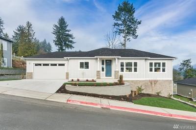 Gig Harbor Single Family Home For Sale: 3877 Scott Lane