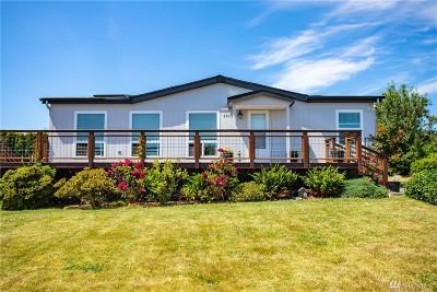 Blaine Single Family Home For Sale: 8365 Shoreline Ct