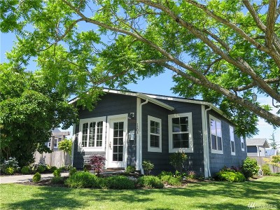 Anacortes Single Family Home Sold: 1202 19th St